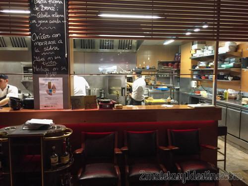 Cocina de Naguar