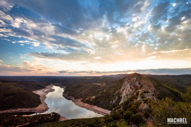 Parque Nacional de Monfragüe en Extremadura (foto: Machbel)