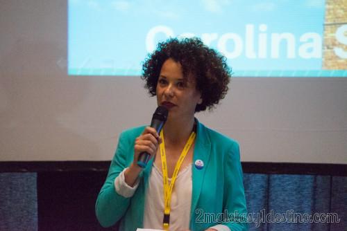 Carola Selles en TBMPlasencia
