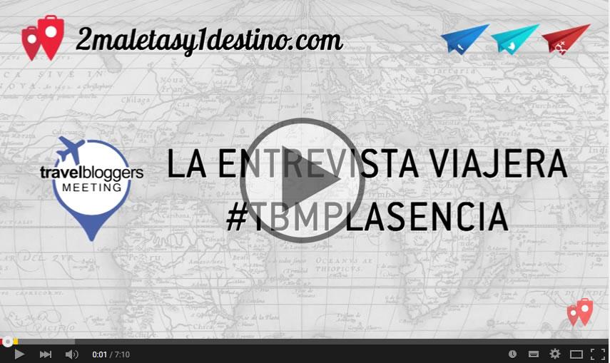 Video entrevista bloggers TBMPlasencia