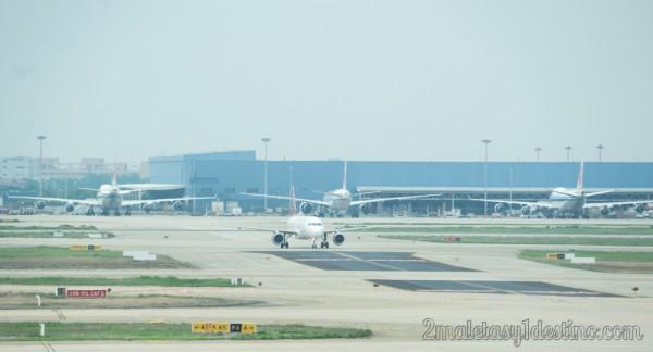 Aeropuerto de Shanghái-Pudong PVG