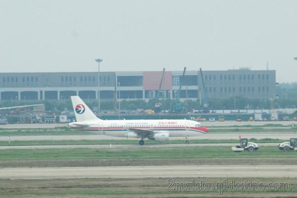 Airbus A319-115 (B-6429) China Eastern Airlines