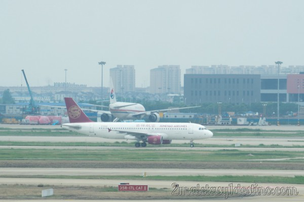Airbus A320-214 (B-6340) Juneyao Airlines