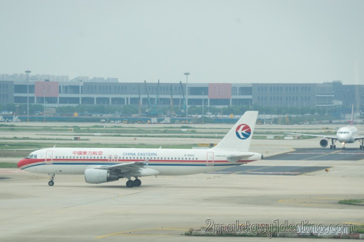 Airbus A320-214 (B-6802) China Eastern Airlines
