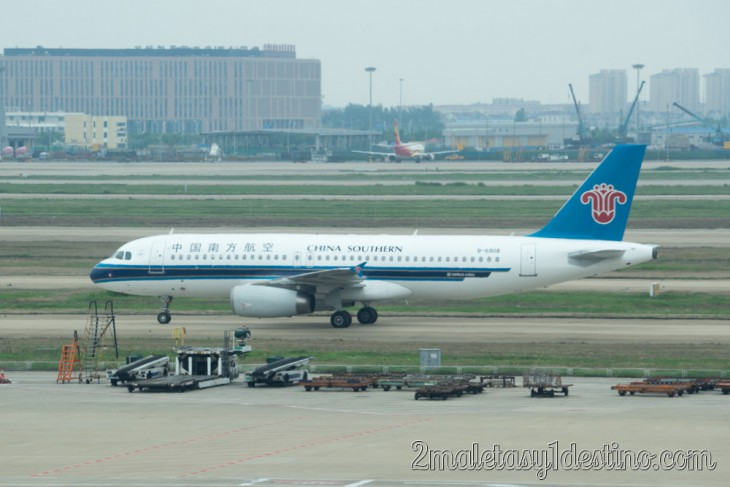 Airbus A320-232 (B-6908) China Southern Airlines
