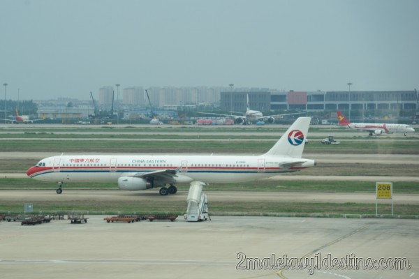 Airbus A321-231 (B-6886) China Eastern Airlines