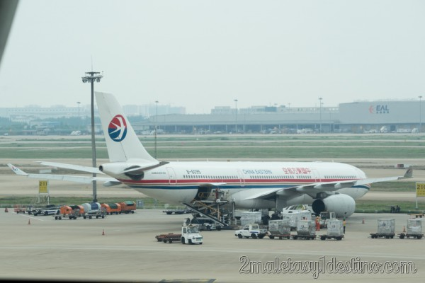 Airbus A330-343 (B-6095) China Eastern Airlines