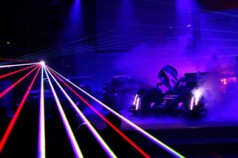 Audi luces láser