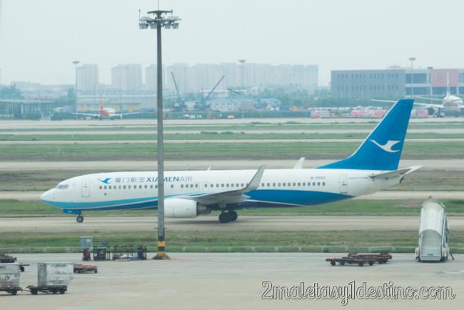 Boeing 737-84P(WL) (B-5552) Xiamen Airlines