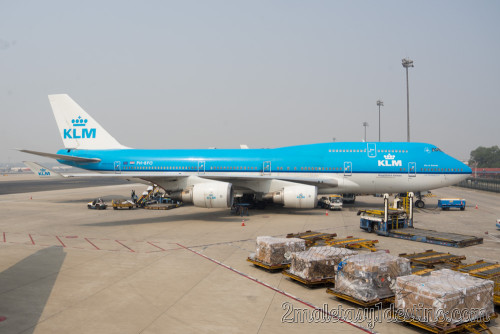 Boeing 747-406(M) (PH-BFO) KLM Royal Dutch Airlines