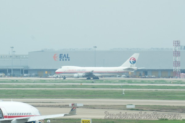 Boeing 747-40BF(ER) (B-2426) China Cargo Airlines