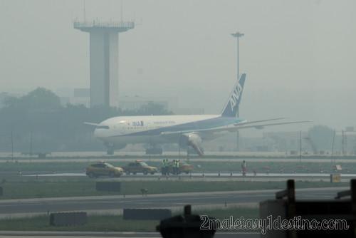 Boeing 777-2J6 All Nippon Airways