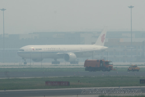 Boeing 777-2J6 (B-2065) Air China