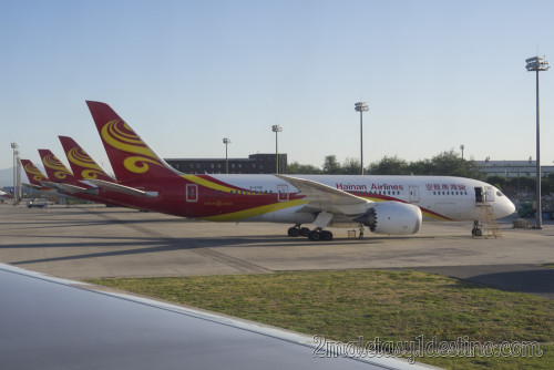 Boeing 787-8 Dreamliner (B-2739) Hainan Airlines