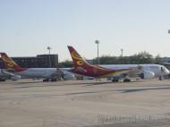 Boeing 787 Dreamliner y Airbus A330
