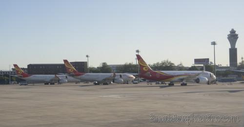 Boeing 787 y Airbus A330