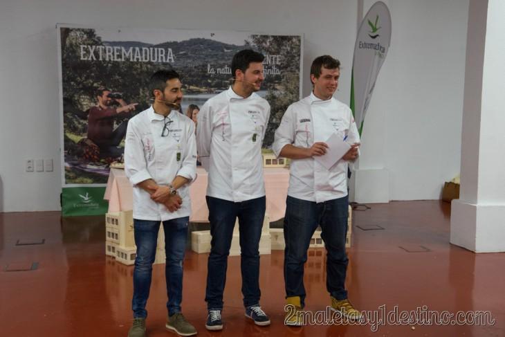 Chefs Diego Rodrigo y Jonathan