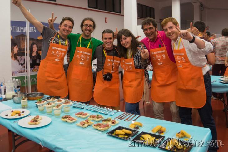 Equipo 15 en TMB Chef Extremadura Masterchef