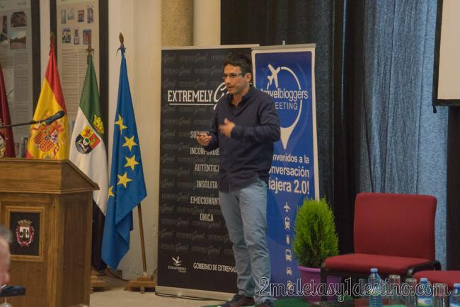 TBMPlasencia - Rubén Alonso, Youtuber de viajes