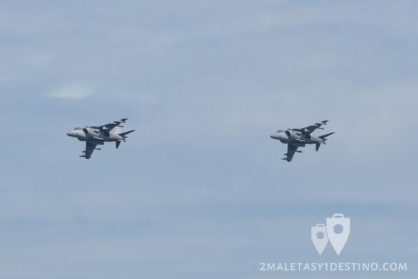 AV-8B Harrier II Plus de la Armada de España
