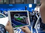 App Ipad funcionamiento VW e-Golf