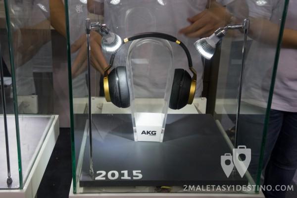 Auriculares AKG 2015