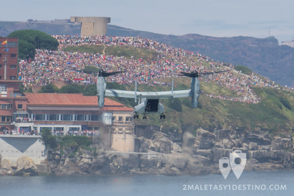 Bell-Boeing V-22 Osprey compuerta abierta