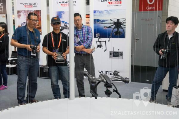 Drone Yuneec Typhoon Q500