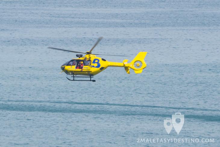 Eurocopter EC135P2 (EC-LCN) Bomberos de Asturias