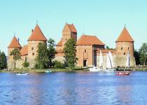Panorámica Castillo Trakai