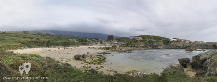 Playa de Toró (Llanes - Asturias)