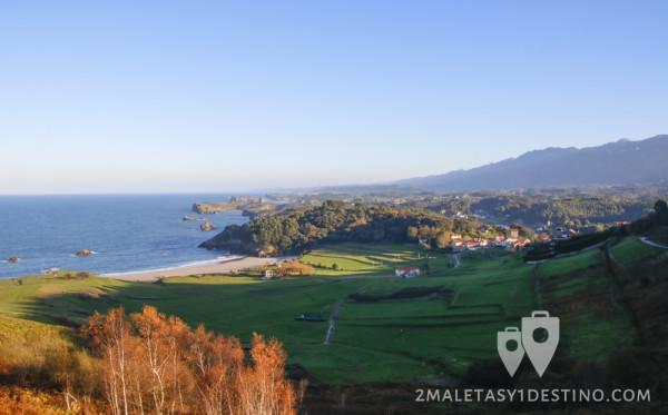 Playa de Toranda (Niembro - Llanes - Asturias) 2