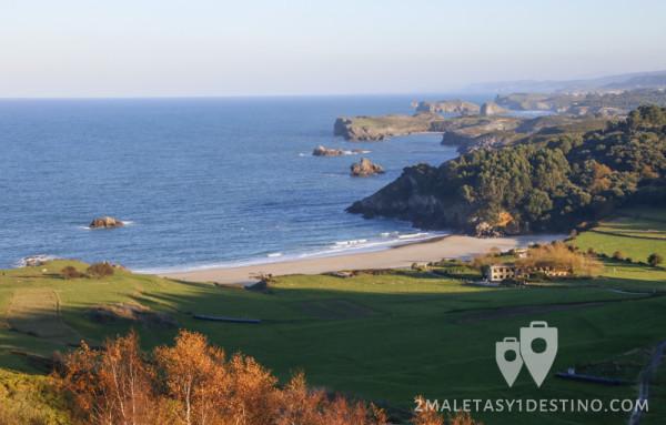 Playa de Toranda (Niembro - Llanes - Asturias)
