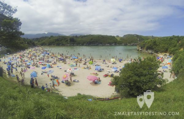 Playa de la Mazuga (Poo - Llanes - Asturias)