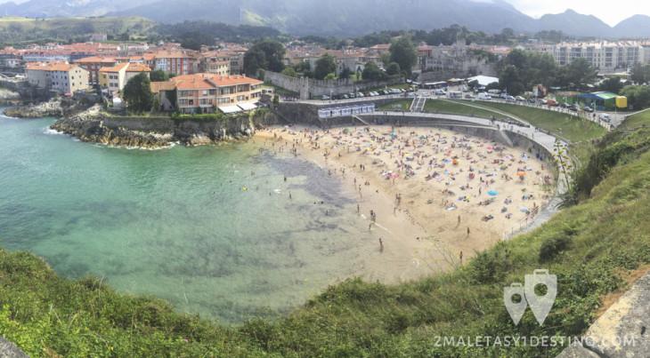 Playa del Sablón (Llanes - Asturias)