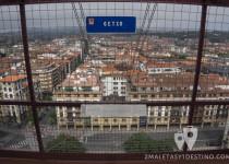 Getxo desde Puente Vizcaya