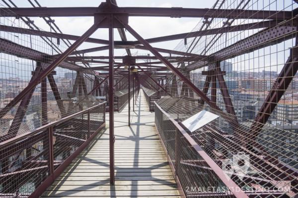 Pasarela del Puente Colgante