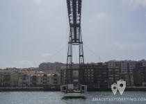 Vista frontal barquilla y torre