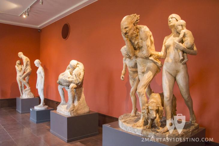 Esculturas del Museo Vigeland