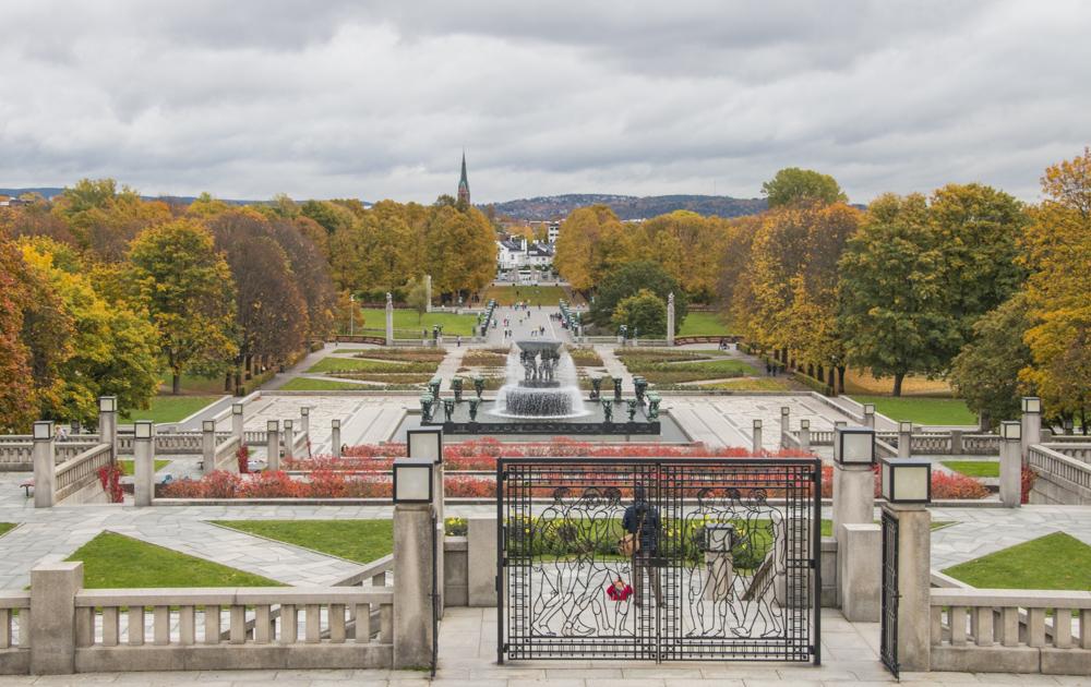 Parque de Vigeland Oslo