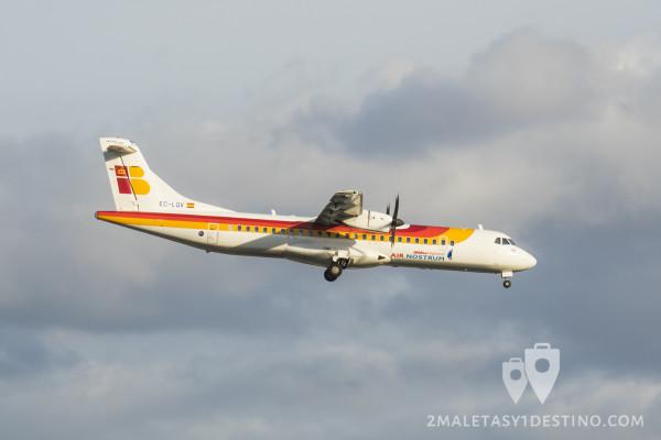 ATR 72-600 (72-212A) (EC-LQV) Air Nostrum