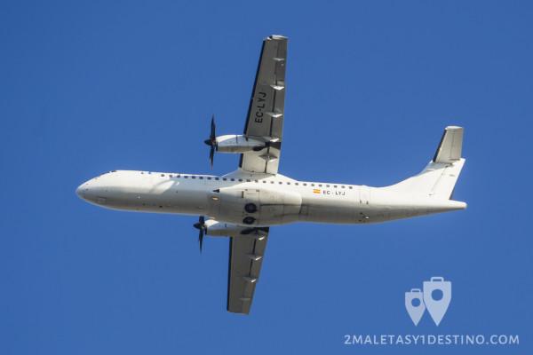 ATR 72 (EC-LYJ) Swiftair