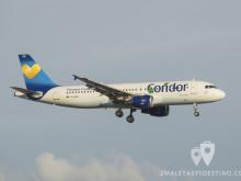 Airbus A320-200 (D-AICH) Condor