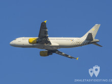 Airbus A320-200 (EC-KKT) Vueling 1
