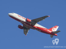 Airbus A320-200 (HB-JOZ) Air Berlin