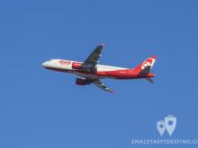 Airbus A320-200 (OE-LEX) Niki