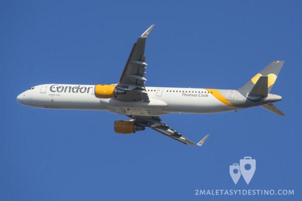 Airbus A321-211(WL) (D-AIAF) Condor