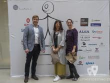 Asturianos en Turistopía - Vanina, Eguino y Nani Arenas