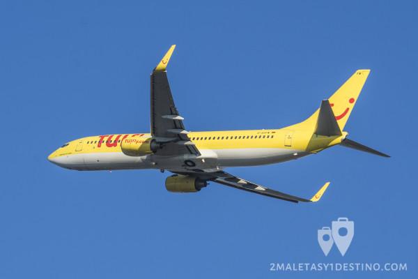 Boeing 737-800 (D-AHFW) TUIfly