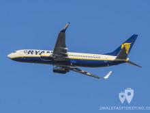 Boeing 737-800 (EI-ENZ) Ryanair
